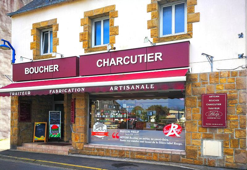 Maison Philip : Artisan Boucher depuis 1925